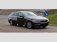 2018 BMW 5 Series Touring Getting Closer to Official