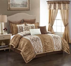 Nanshing, Chai, 9-piece, Bedding, Comforter, Set