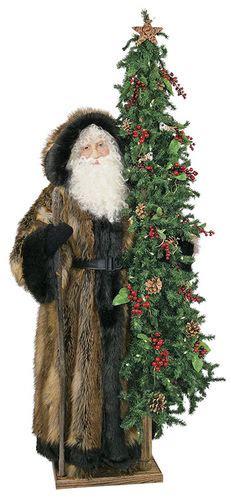 introducing ditz designs father christmas santa collection