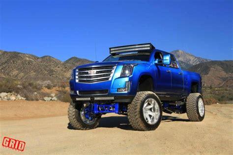 Grid Offroad  Bulletproof Suspensions Chevy Silverado