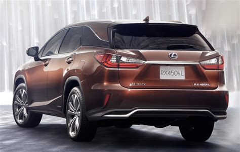 lexus rx hybrid colors release date redesign price