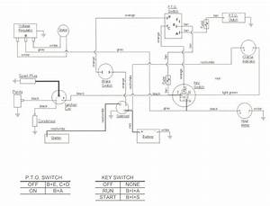Cub Cadet Wiring Diagram Index For 2166