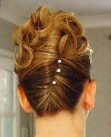 twist hairstyles beautiful hairstyles - Chignon Banane Mariage