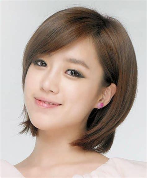 korean layered short hairstyles for women styles