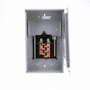 Siemens Pl Series 200-amp 12-space 24-circuit Main Lug Indoor Load Center-p1224l1200cu