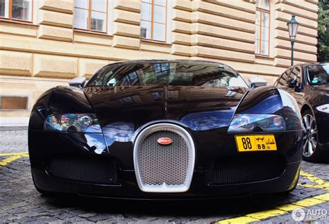 The vehicle features redesigned front grille, a black many of you know the two limited editions from bugatti for their veyron: Bugatti Veyron 16.4 Sang Noir - 30 July 2015 - Autogespot