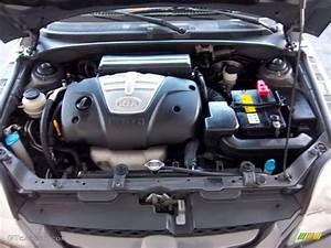 2004 Kia Rio Sedan 1 6 Liter Dohc 16