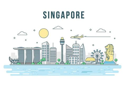 Free Vector Graphic Free Photos Free Icons Free Free Singapore Vector Free Vector Stock