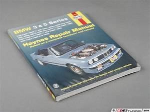 Haynes - 18020 - Haynes Repair Manual  E34 5 Series