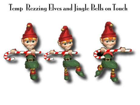 second life marketplace dancing christmas elves animation music