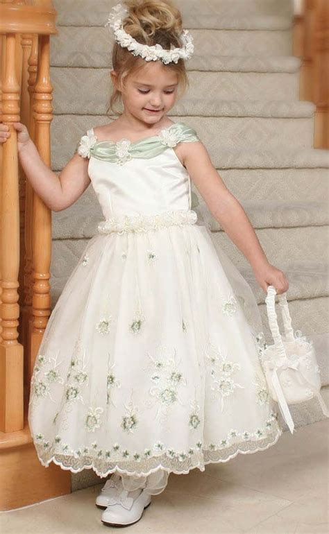 Beautiful Flower Girl Dress Collection on LoveKidsZone