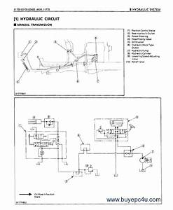 Kubota B1700 B2100 B2400 Compact Tractor Pdf Manual