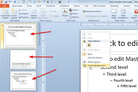 changing template  powerpoint   create  powerpoint