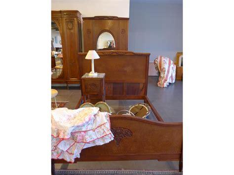 ensemble chambre coucher ensemble de chambre a coucher mobilier en acajou