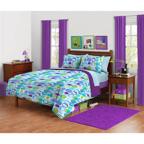 Bed Sets Walmart by Your Zone Tribal Bedding Comforter Set Walmart