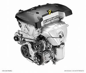 Gm 2 5 Liter I4 Ecotec Lcv Engine