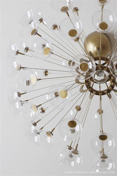 Sputnik Chandelier by Dwellings By Devore Diy Sputnik Chandelier