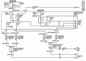 Stereo Wiring Diagram For 2000 Chevy S10