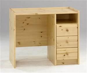 Schreibtisch Kiefer Massiv : schreibtisch kiefer natur lackiert online kaufen yatego ~ Lateststills.com Haus und Dekorationen