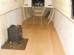 Harris  U0026 Watson Narrowboat Build  Hull Lining  Cable