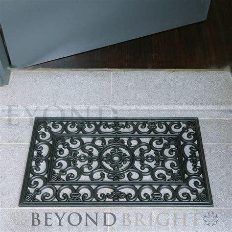 Doormat Rubber by Doormat 45x75 Cm Heavy Duty Door Mat