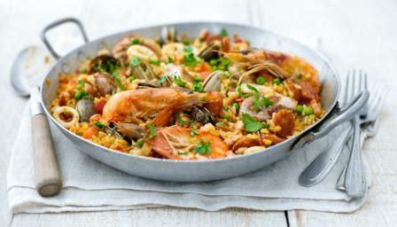 paella recipe bbc food
