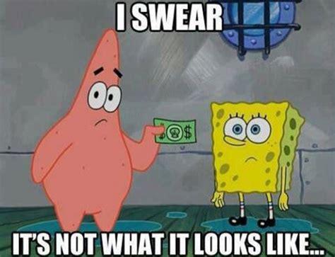 Spongebob Memes Patrick - spongebob squarepants dirty jokes inappropriate memes