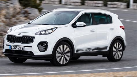 Kia Sportage First Edition 20 CRDi (2016) review CAR