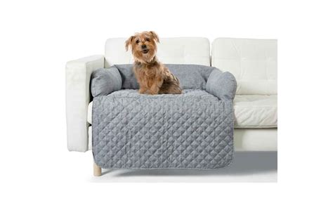 kmart couch topper   pet  breaking
