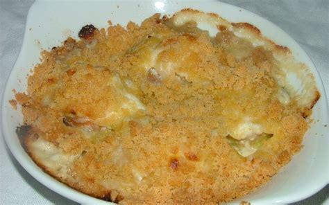 recette crumble de noix de st jacques aux poireaux 233 conomique et facile gt cuisine 201 tudiant