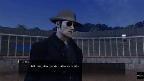 yakuza    battle   amon  jo amon youtube