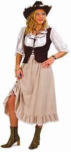 DéGUISEMENT WESTERN - Western lady