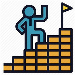 Career, goal, ladder, path, success icon | Icon search engine
