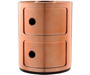 Ils éblouissent particulièrement par leurs coloris intenses kartell entra dans l'ère des meubles en plastique avec la chaise pour enfant k4999. Kartell Meuble de rangement Componibili 2 compartiments au meilleur prix sur idealo.fr