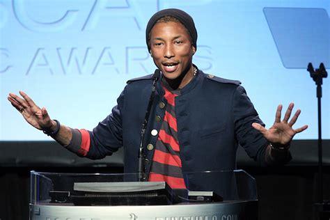 Pharrell Williams Honored at ASCAP's 25th Annual Rhythm ...