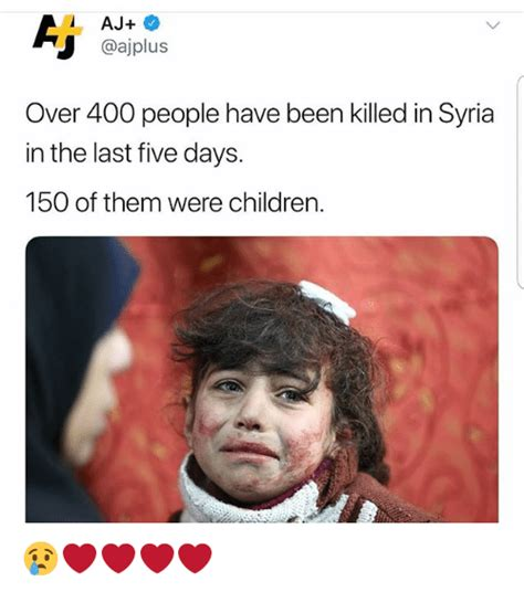Over 400 People Have Been Killed In Syria In The Last Five