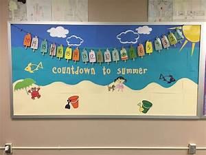 summer countdown bulletin board summer bulletin boards