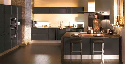 couleur mur cuisine blanche deco pour cuisine