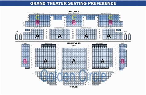 10 seat dining seating chart the grand