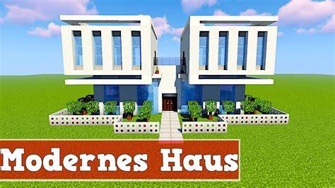 Wie Baut Man Ein Schönes Modernes Haus In Minecraft