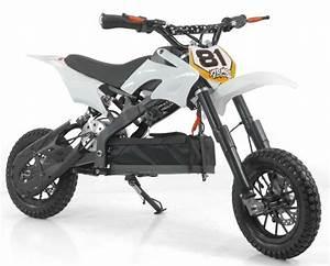 Mini Moto Electrique : mini moto cross electrique univers moto ~ Melissatoandfro.com Idées de Décoration