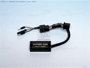 Honda Cb50v Dream Japan  11gcrvj3  Wire Harness