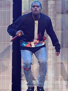 Back on the road! Chris Brown kicks off Tour in Florida ...