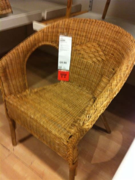 wicker chair ikea farmhouse pinterest porches