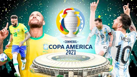 This is the overview which provides the most important informations on the competition copa américa 2021 in the season 2021. CONMEBOL Copa America 2021: Champions of South America - International Football Tournaments ...