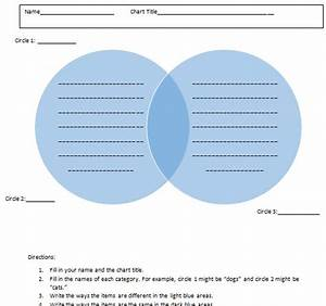 Draw A Venn Diagram In Statistics  Easy Steps