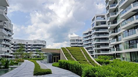 Corals Highly Sustainable Mid Rise Residential