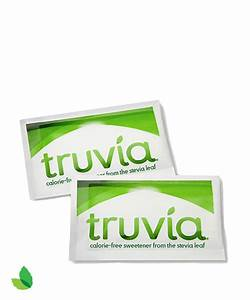 Truvia® Packets - Reviews, Nutritional Info & Tips