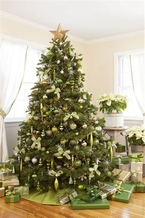 green christmas decorations ideas  lime green