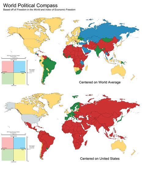 World Governments Political Compass Politicalcompassmemes